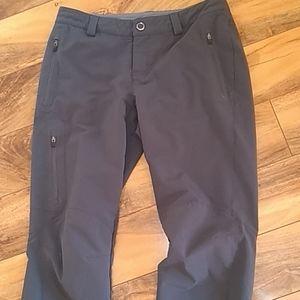 REI polyester spandex hiking pants 2P